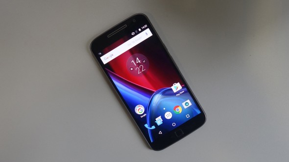 Moto G4 Plus Display