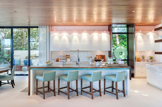 Palm Beach Estate Home | Latest Project by SWP Cabinetry