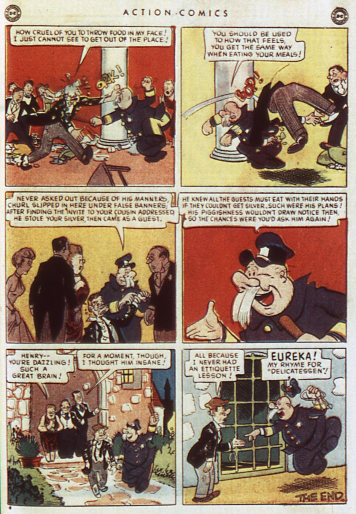 Action Comics (1938) 96 Page 40