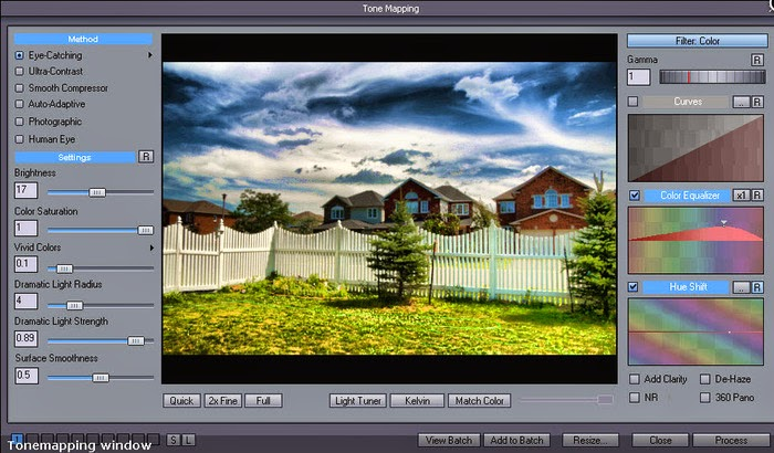 Dynamic Photo HDR Key