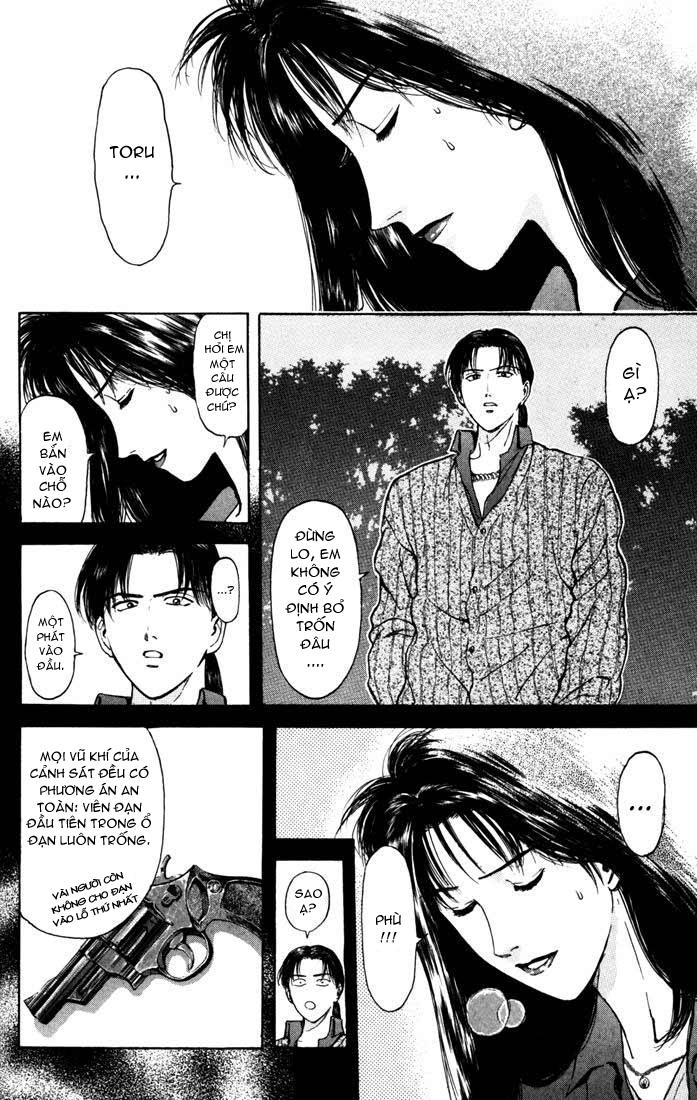 Psychometrer Eiji chapter 54 trang 7