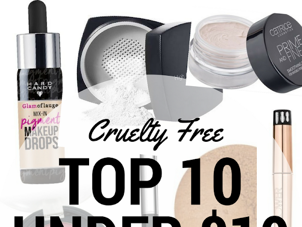 Top 10 Cruelty Free Picks Under $10