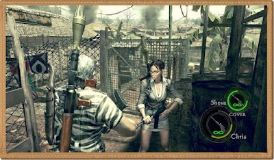 Resident Evil 5 Games for windows