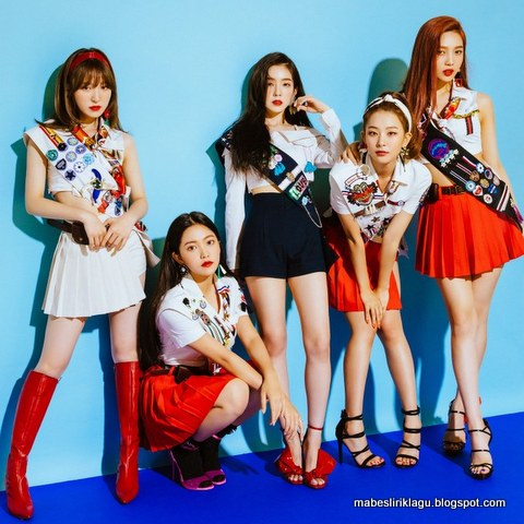 Red Velvet - Mosquito Lirik