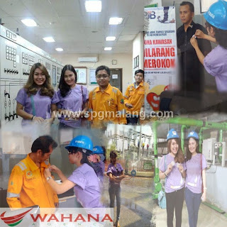 agency spg event malang, agency model malang, usher malang, sales promotion girl malang