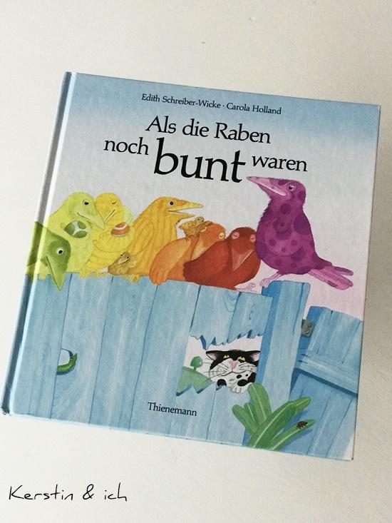 Buch Kinder Als die Raben noch bunt waren