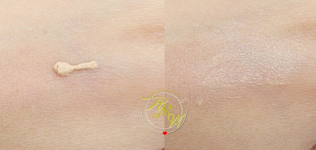 a swatch photo of Jordana Made To Last Eyeshadow Primer Review