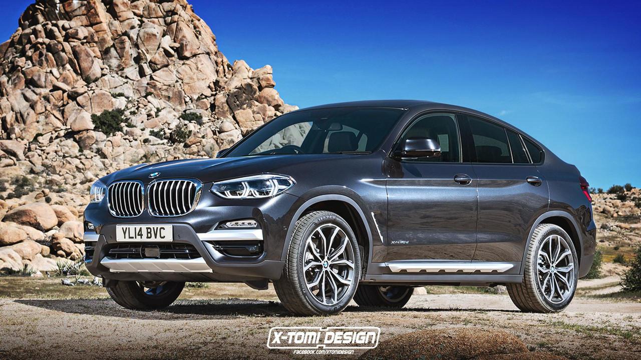 XE BMW X4 DOI MOI MODEL 2019 RA MAT