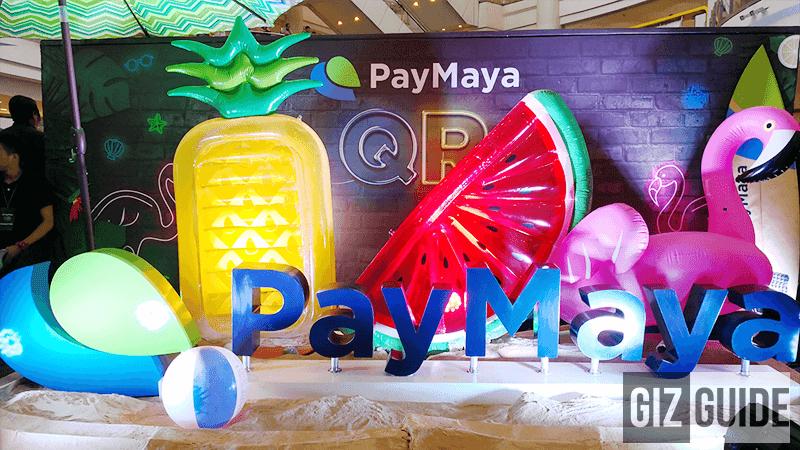 PayMaya announces 30 percent cash back via PayMaya QR at Robinsons!