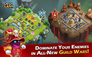 Castle Clash Age of Legends Mod Apk For Android