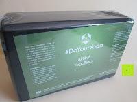 Verpackung: Yogablock »Aruna« / Sehr leichter Hartschaum Yoga-Block, zur Unterstützung spezieller Yoga-Übungen. In vielen Trend-Farben erhältlich.