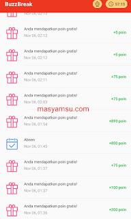 BuzzBreak adalah aplikasil android yang bisa menghasilkan uang nyata. Buzzbreak ini bisa di carkan lewat aplikasi Dana atau lewat Paypal. Berikut info lengkap tentang cara mendapatkan uang gratis dari BuzzBreak mudah terpercaya, 100% legit.