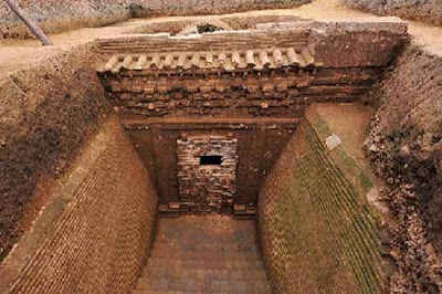 Song Dynasty tombs discovered in Hubei