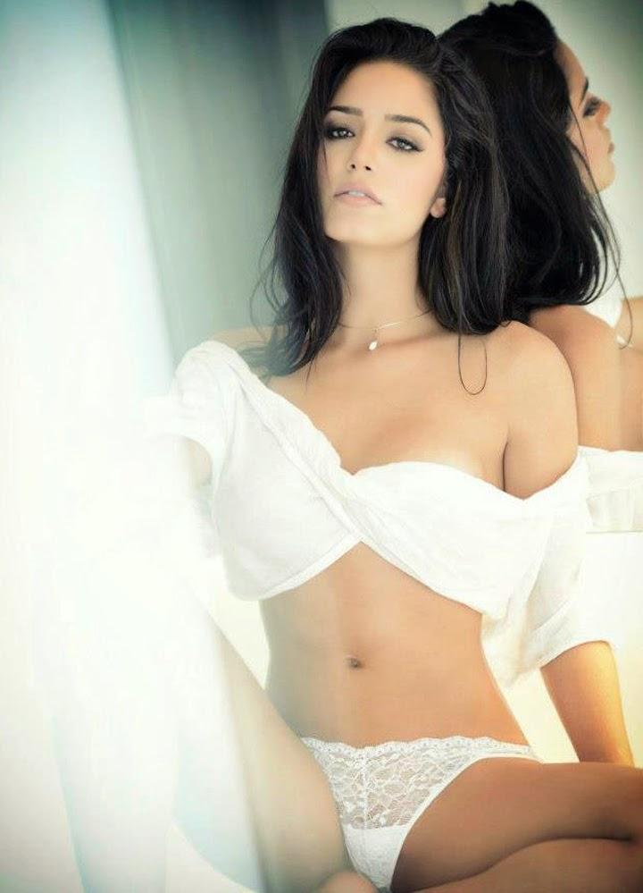 Mujer sexy que conocí en facebook