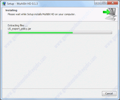 Installing Multibit HD