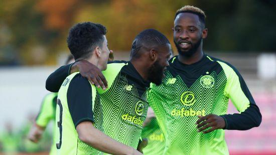 Suduva 1 - 1 Celtic Europa League