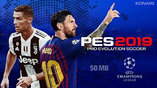 PES 2019 Lite 50 MB Android Offline Patch PES 2011