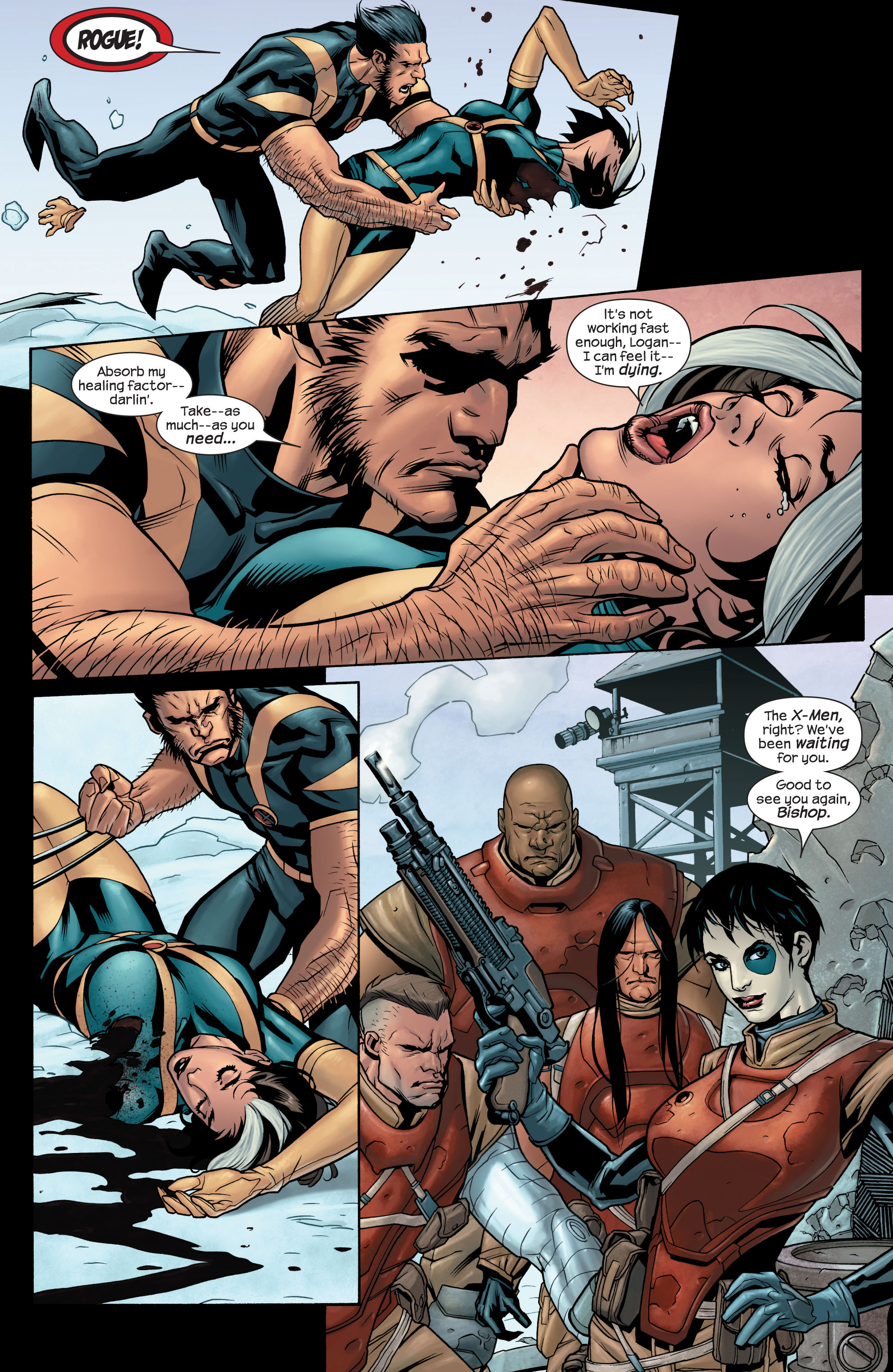 Read online Ultimate X-Men comic -  Issue #77 - 13