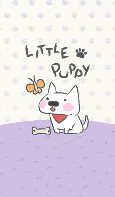Little puppy (Purple ver.)