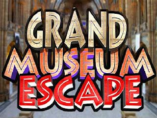 Juego Grand Museum Escape Solución