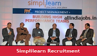 Simplilearn Recruitment