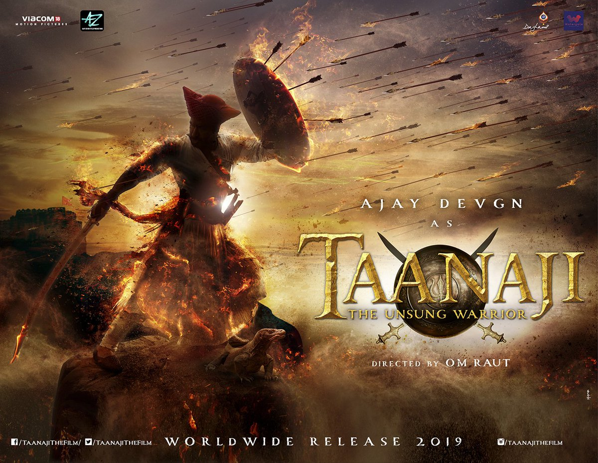 Ajay Devgn's Taanaji goes on the floors on 22nd November 2019