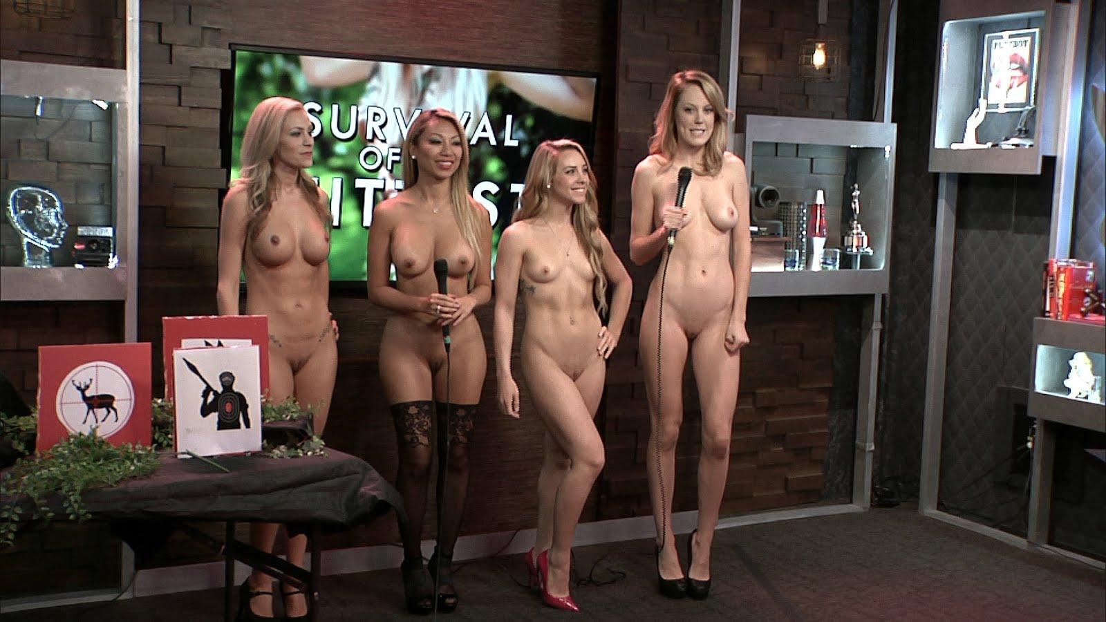 Tv show buckwild girls naked