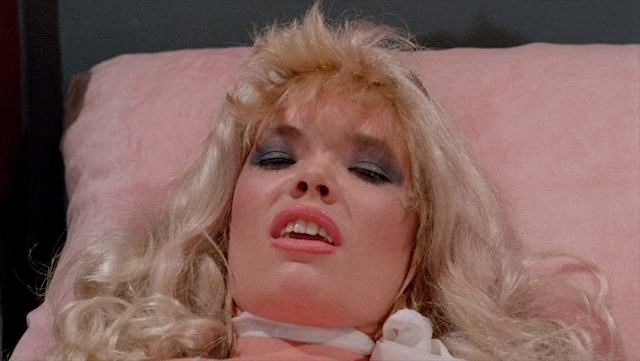 Lisa Lake - Hot Flashes (1984)