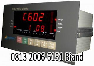 jual Indicator Timbangan C 602 Excellent