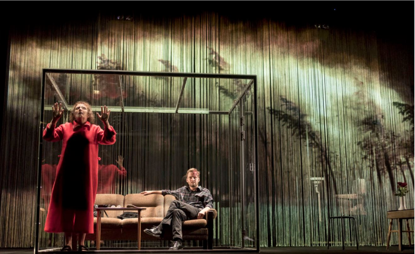 Felicia forsvann blir teater