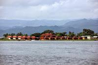 Hoteles y alojamiento en el Lago Inle