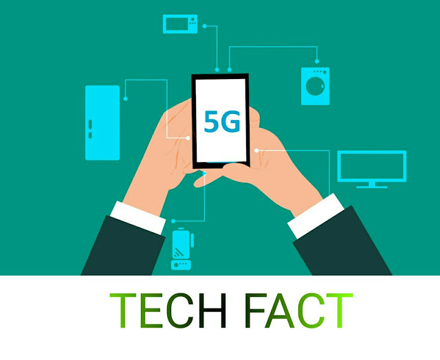 TECH FACT - 5G' foldable smartphones in the new year.