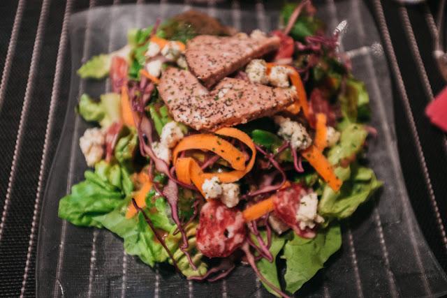 salade aveyronnaise millau aveyron