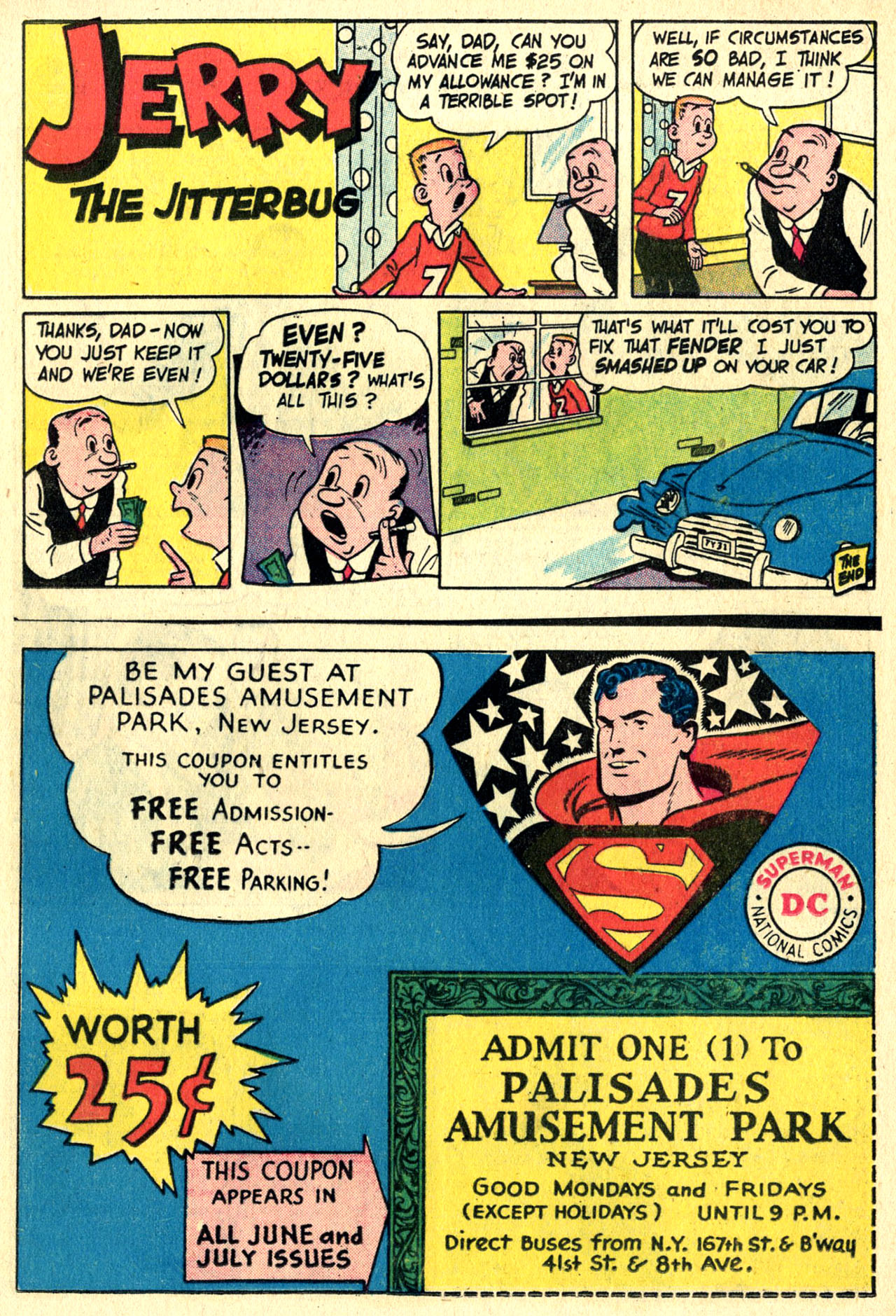 Detective Comics (1937) 244 Page 23