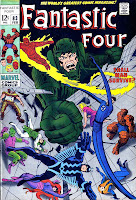 Fantastic Four v1 #83 marvel 1960s silver age comic book cover art by Jack Kirby