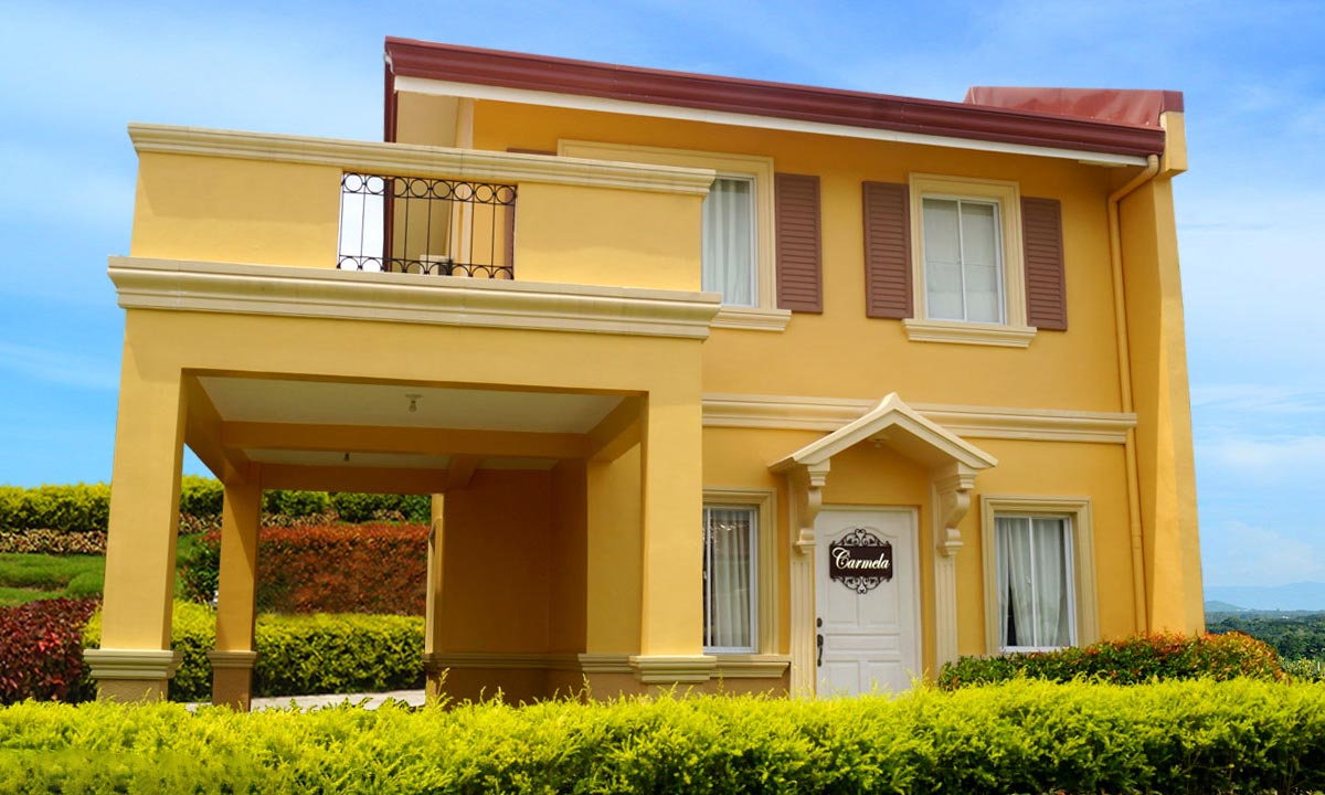 Carmela Ready Home - Camella Tierra Nevada| Camella Affordable House for Sale in General Trias Cavite