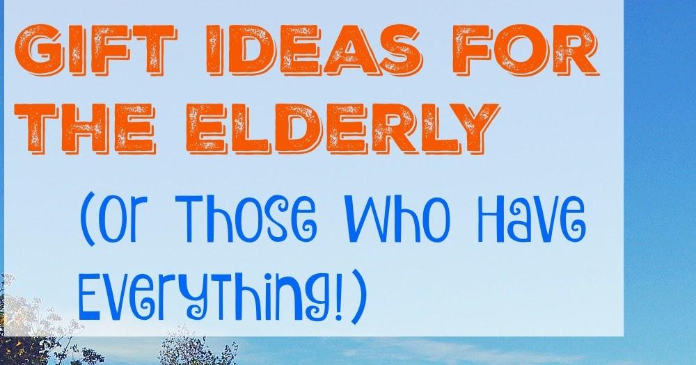 books  bargains  blessings  gift ideas for the senior