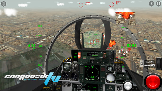 AirFighters Pro Juego para Android