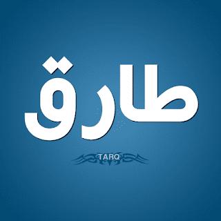 معنى اسم طارق في اللغة العربية
