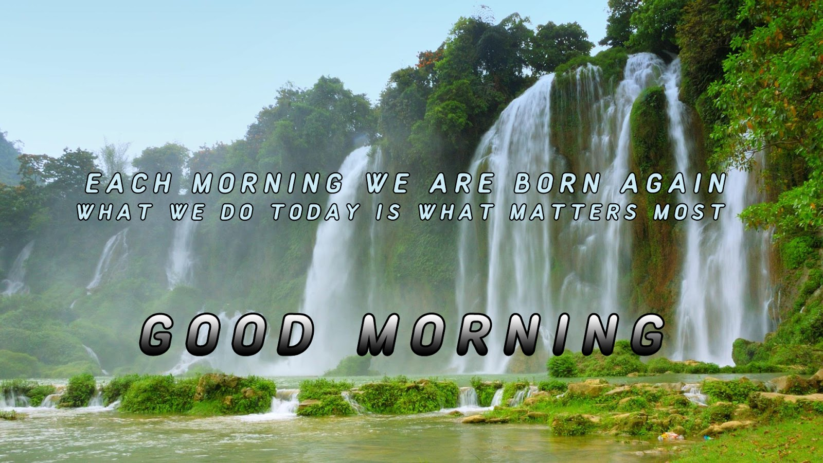 50 Amazing Good Morning Images With Nature Quotes