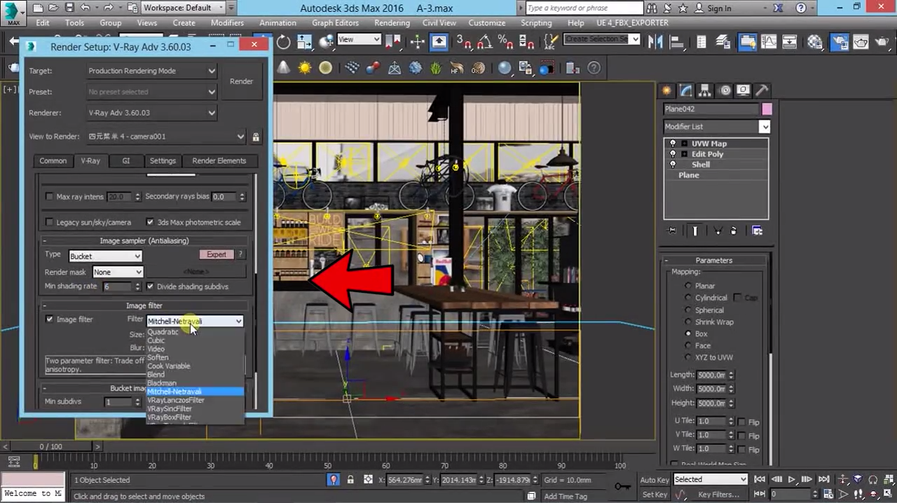 Rendering with Vray 3 6 for 3ds Max | CG TUTORIAL