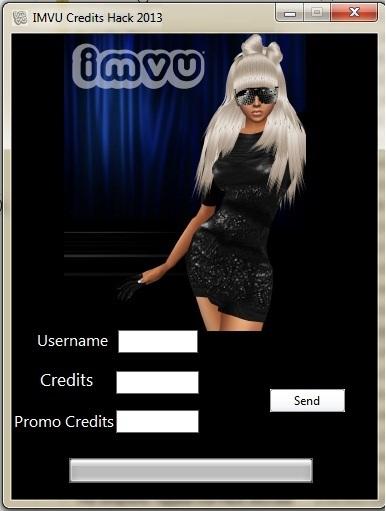 IMVU Credits Hack [FREE DOWNLOAD] ~ New Hacks And Cracks