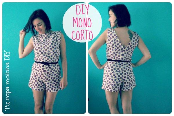 DIY Mono corto