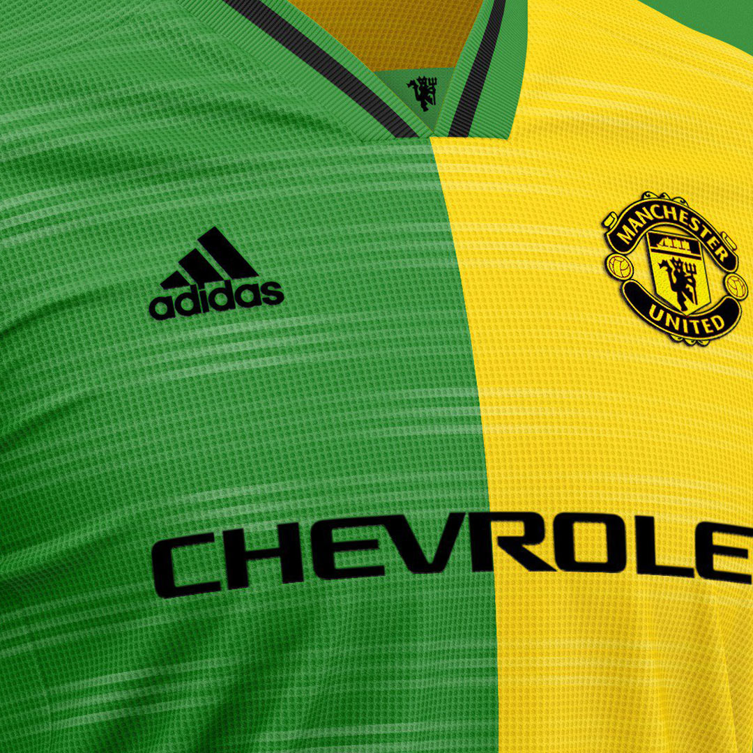 Exceptional Adidas Manchester United Home Away Third Kit Concepts By Saintetixx Footy Headlines