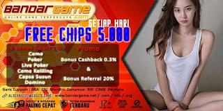 Dapatkan Free Chips Di Situs Agen Judi Domino