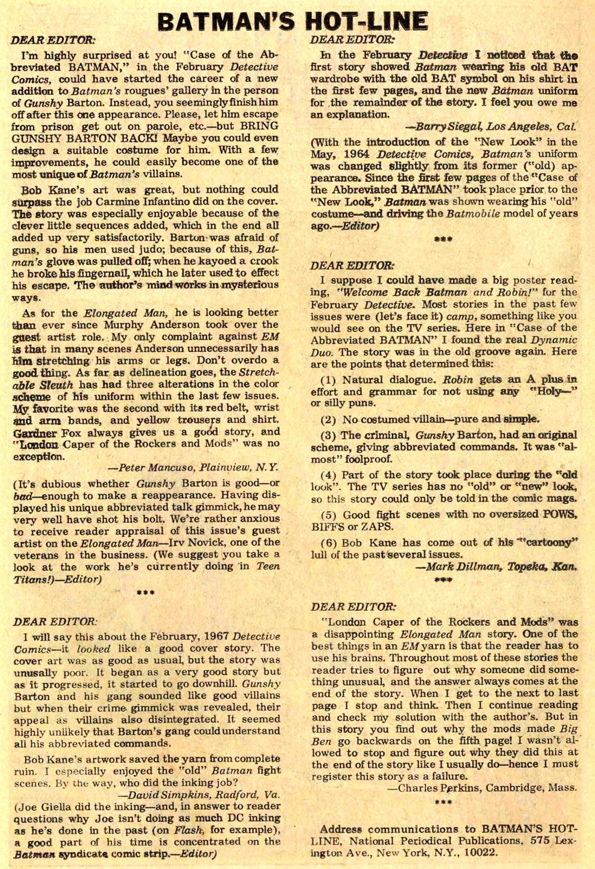 Detective Comics (1937) 364 Page 18