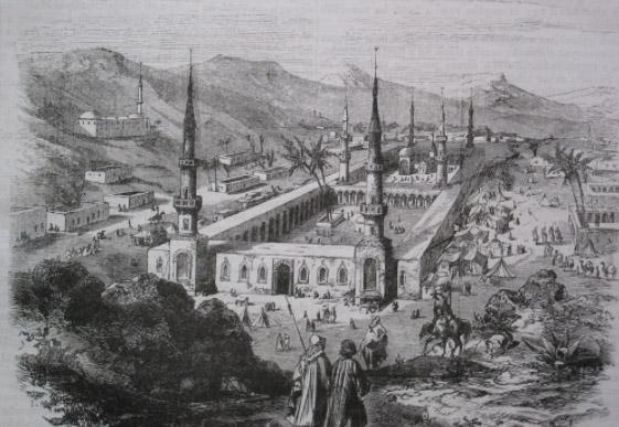 Masa Awal Islam di Madinah sebagai masa awal membangun peradaban Islam