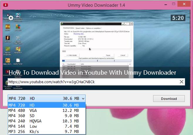 Ummy Video Downloader [mp3, mp4 Youtube Downloader] Free