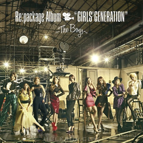 "Girls' Generation – Repackage Album ""GIRLS' GENERATION~The Boys~ (FLAC + ITUNES PLUS AAC M4A)"