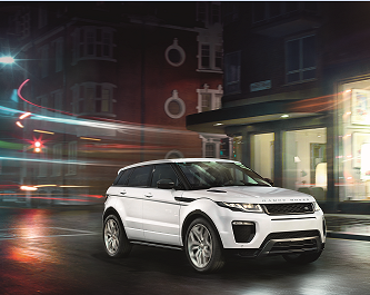 Land Rover Introduces the Petrol Derivative of the 2017 Model Year New Range Rover Evoque in India